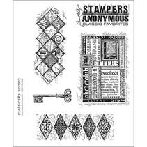Tim Holtz stamp set