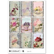 A4 sheet Theme: Garden