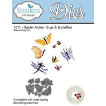 Stanz- und Prägeschablonen: Insekten