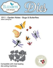 Taylored Expressions Punching and embossing templates: Insects
