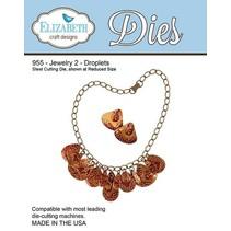 Nieuw: snijden en embossingstencils: juwelen ornamenten