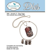 New: cutting and embossing stencils: jewelry ornaments