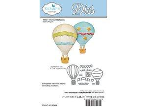 Taylored Expressions Stansning og prægning skabeloner: varmluftsballoner
