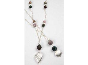 Schmuck Gestalten / Jewellery art 1 Stor ark størrelse 35x27x13 mm