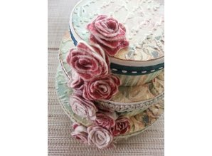 Marianne Design KH584, ​​Marianne Design, English Rose, LR0162