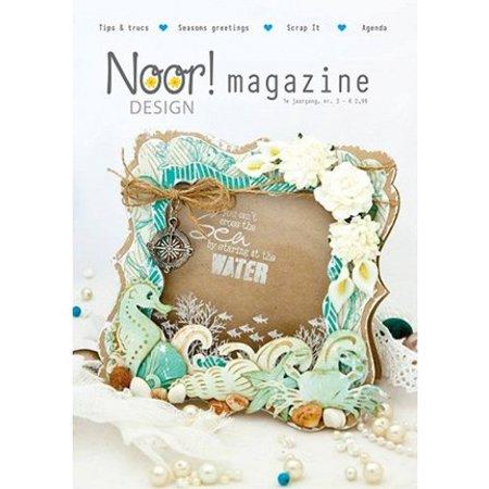 Bücher und CD / Magazines Noor nr.3 revista