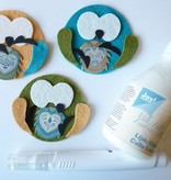 Joy!Crafts und JM Creation Cutting & Embossing - Eulchen