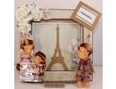 Joy!Crafts und JM Creation Stanz- und Prägeschablonen: Eiffelturm