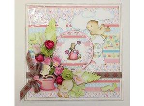 Stempel / Stamp: Transparent Transparent stamps: spring, baby