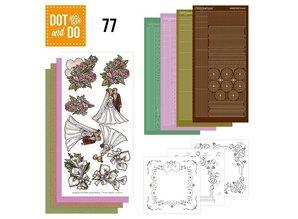 Exlusiv Complete Bastelset for 3 Cards: wedding