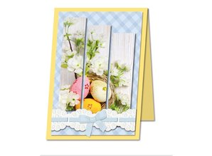 REDDY Complete Bastelset for 4 cards + envelopes