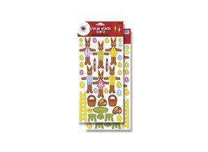 REDDY láminas troqueladas para decoraciones de Pascua
