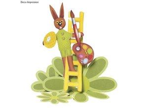 REDDY Bastelset para las decoraciones de Pascua