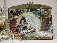 Joy!Crafts und JM Creation Timbri trasparenti