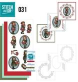 Komplett Sets / Kits Bastelset for designing 3 cards!