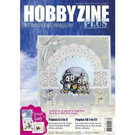 Bücher und CD / Magazines Hobbyzine Plus 3