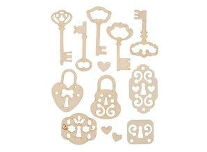 Pronty cartón blando, claves de la cosecha 13er Set