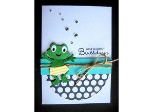 Marianne Design Marianne Design, Samlerobjekter - Frog