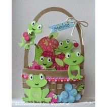 marianne Design, Collectables - Frosch