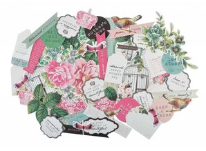 Pronty Cardstock from Kaiser Craft: Oh So Lovely Collectables