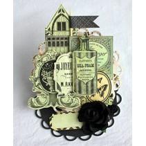 Cardstock von Kaisercraft: 75 Cents