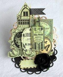 Pronty Karton fra Kaisercraft: 75 Cents