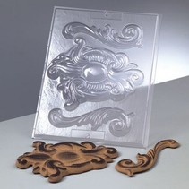 Relief Vorm: Ornaments