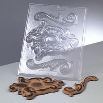 Reliefform: Ornamente