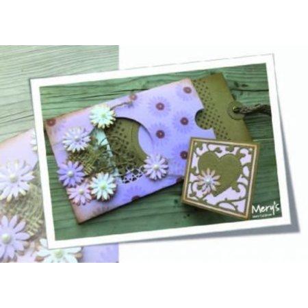 Joy!Crafts und JM Creation Stanz- und Prägeschablone, Basic Mery rund