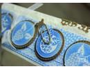Joy!Crafts und JM Creation Troquelado y estampado en relieve plantilla, Mery básico en torno