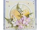 Marianne Design Troquelado y estampado en relieve plantilla: Helecho