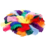 Embellishments / Verzierungen Forår i forskellige farver