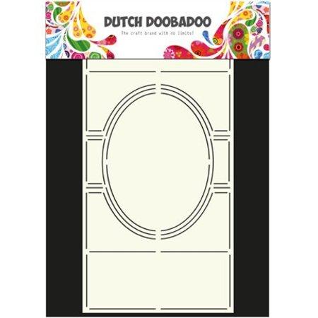 Schablonen und Zubehör für verschiedene Techniken / Templates Schablone: Card Art Swing card