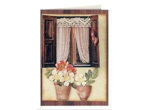 Embellishments / Verzierungen Die cut ark Have sepia