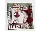 TONIC Fee stamp + cutting dies