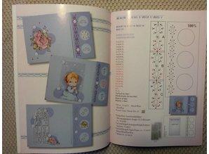 Bücher und CD / Magazines Libro con muchas plantillas: el bordado en el mapa