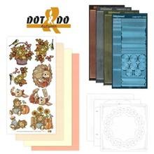 Komplett Sets / Kits Completa Bastelset: Primavera e Pasqua Haloween