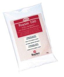 GIESSFORM / MOLDS ACCESOIRES Gießpulver Raysin 100, weiß, Beutel 1 kg