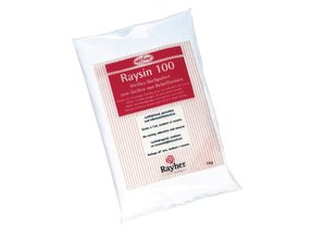 GIESSFORM / MOLDS ACCESOIRES Casting powder Raysin 100, white, bag 1 kg