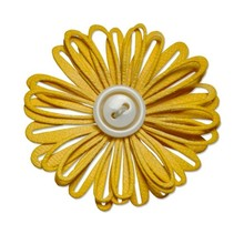Troquelado y estampado en relieve plantilla: Flor 3D
