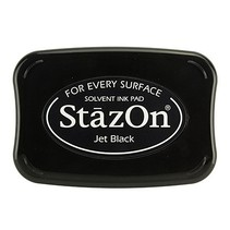 StaZon stamp ink, black