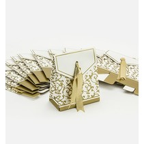 Pretty packaging: for folding boxes