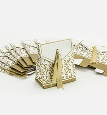 DEKO HOCHZEIT: SELBER MACHEN imballaggi abbastanza: per scatole pieghevoli