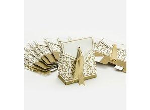 DEKO HOCHZEIT: SELBER MACHEN bastante empaquetar: para cajas plegables