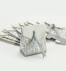 DEKO HOCHZEIT: SELBER MACHEN Temmelig emballage: for sammenklappelige kasser
