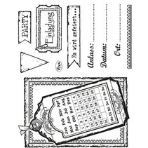 Transparent ensemble de timbre: Invitation