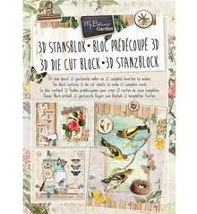 BILDER / PICTURES: Studio Light, Staf Wesenbeek, Willem Haenraets 3D Die Block, My Botanic Garden