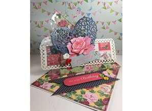 Docrafts / Papermania / Urban Romantic Designersblock, A4