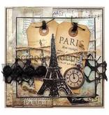 Marianne Design Transparent stempel: Rejser