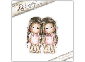 Stempel / Stamp: Magnolia NYHED: MAGNOLIA, TILDA gummistempel
